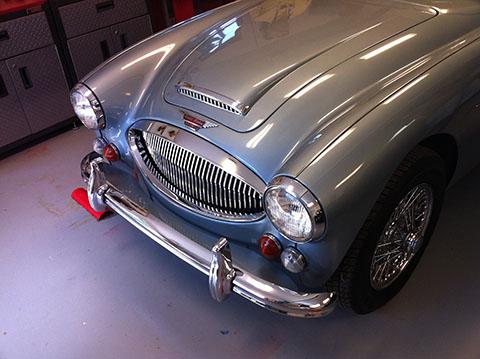 Abbott's Austin-Healey 3000 MK3