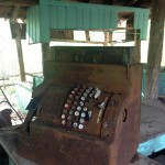 Frontier Land Cash Register