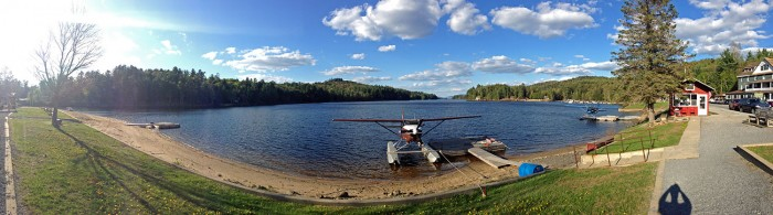 Long Lake Panorama