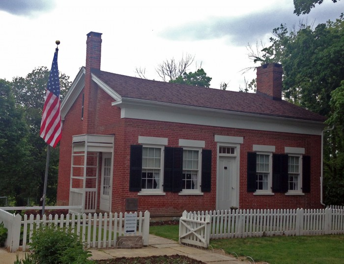 Edison's Birthplace in Milan, Ohio