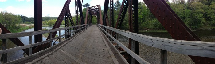New Hampshire ORV Bridge